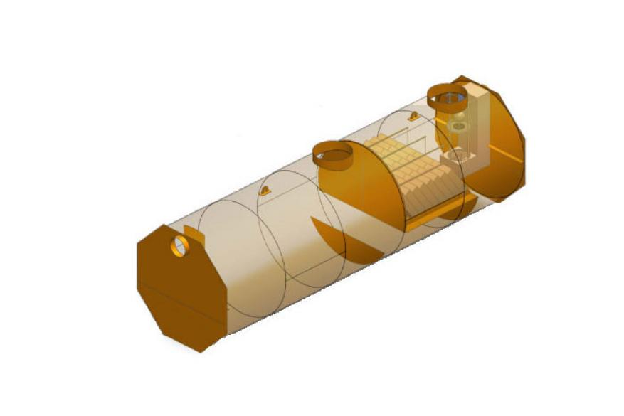 Μεγάλοι Διαχωριστές Υδρογονανθράκων - Ελαιοδιαχωριστές