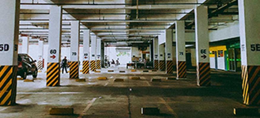 Εσωτερικά parking